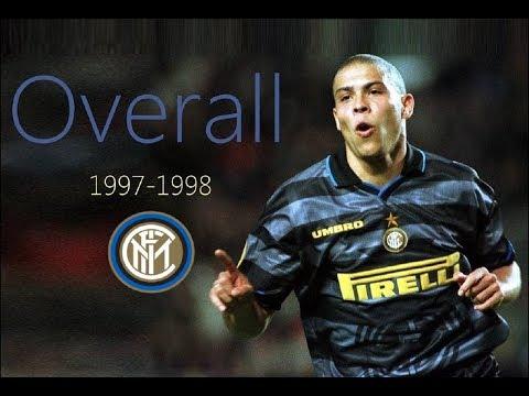 Ronaldo ●Dribbling/Skills/Passing/Goals● Overall 1997/1998 ● Inter