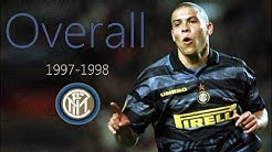 Ronaldo Skills, Assists, Goals 1997/1998 - Inter Overall
