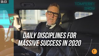 7 Minutes to Greatness: Daily Disciplines for Massive Success in 2020