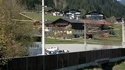 Kostenlos parken am Ganslernliftparkplatz Kitzbühel