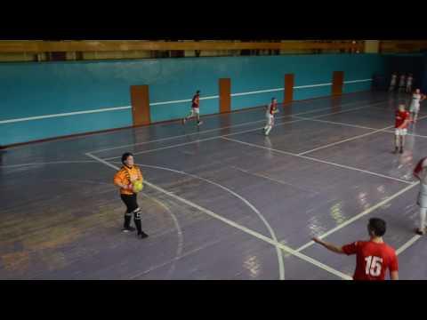 Spilna Sprava United - RIA.com (первый тайм) #itliga12