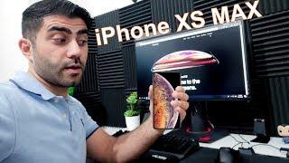 أكبر شاشة هاتف في السوق ايفون اكس اس ماكس