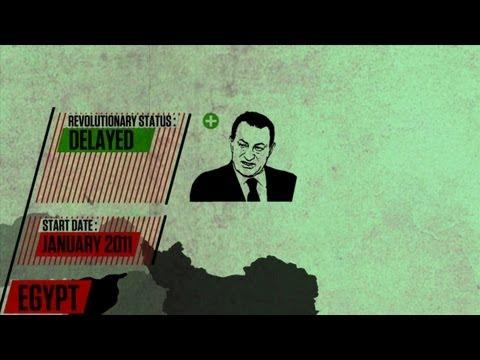 Amnesty TV - Arab Spring update
