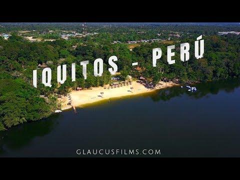 IQUITOS - PERÚ en 4K