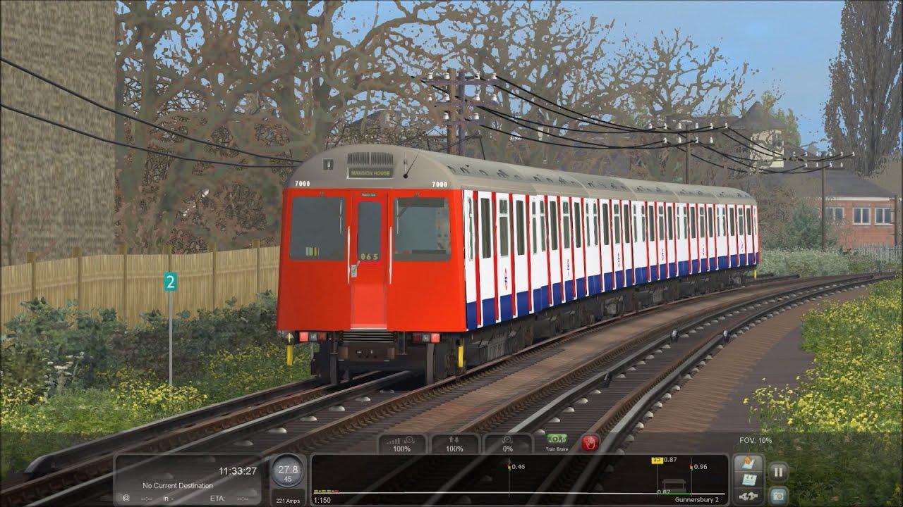 Image result for D78 train simulator
