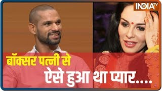 Shikhar Dhawan in Aap Ki Adalat | Best Moments | IndiaTV