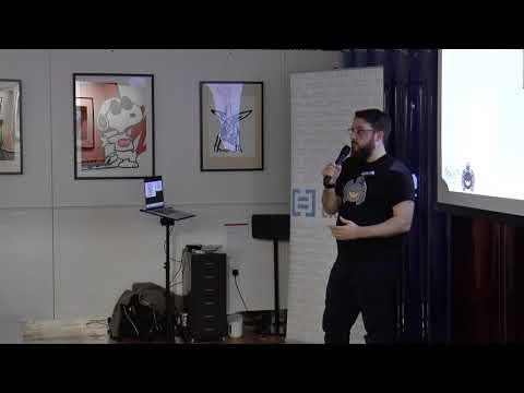 Epic Information Overload Part 2 with Richard Bradshaw 10 Things Dev & Tester  NWTG Nov 2016