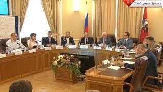 Смотреть видео Вадим Кумин получил удостоверение кандидата на пост мэра Москвы онлайн