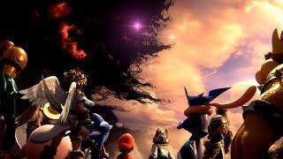 Super Smash Bros Ultimate: The Movie HD All Cutscenes