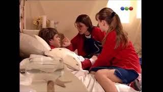 Benjamim Rojas Y Camila Bordonaba