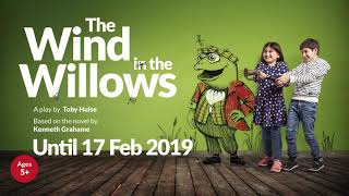 The Wind in the Willows Trailer | Polka Theatre Winter 2018-19
