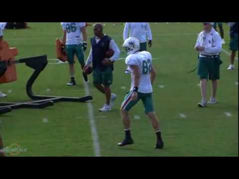 Training Camp Morning Practice Highlights - 8/2/10