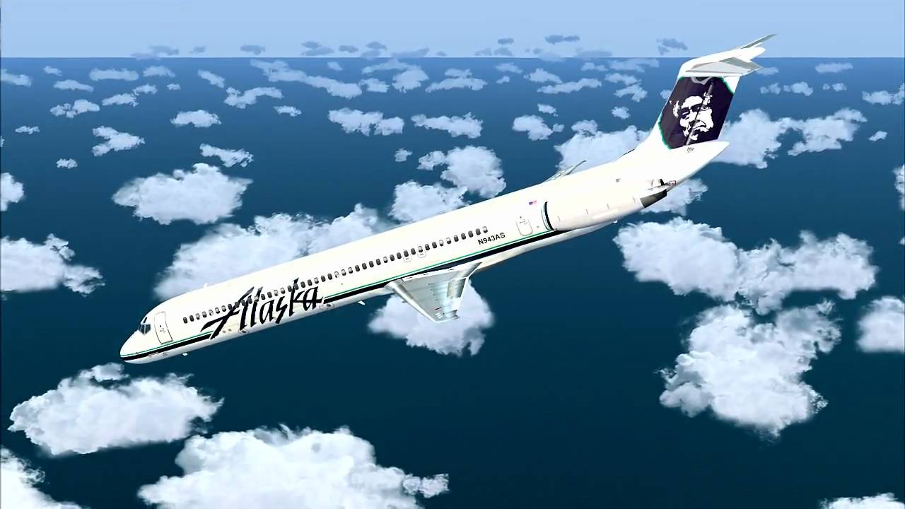 Hd Fs2004 Alaska 261 Air Crash Investigation Cutting