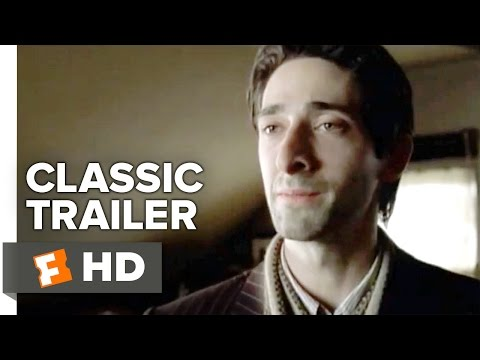 The Pianist 2002    Adrien Brody Movie