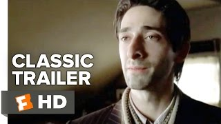 The Pianist (2002) Official Trailer - Adrien Brody Movie