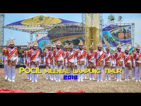 POCIL MILENIAL LAMPUNG TIMUR   FESTIVAL WAY KAMBAS 2019 KE-XIX