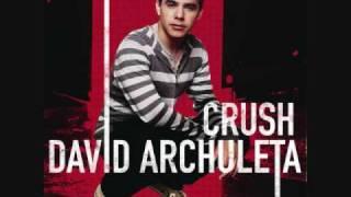 David Archuleta - Crush Karaoke