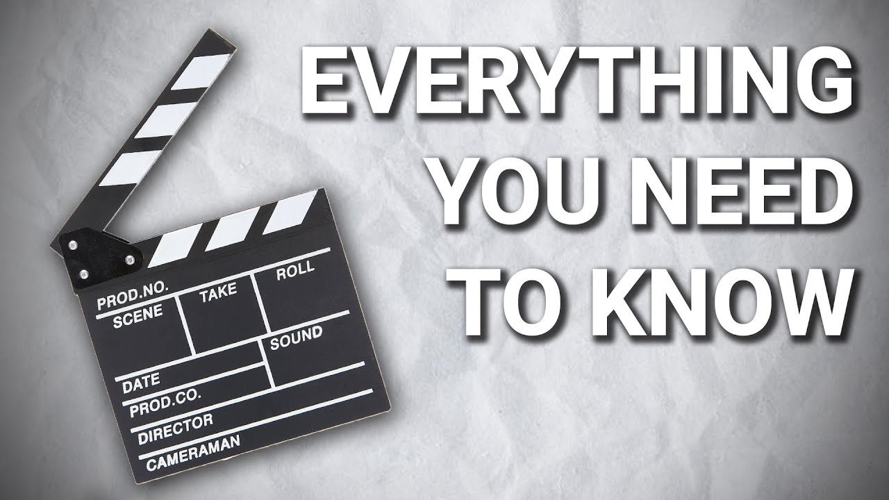Download Film Making Basics: Everything you need to know in 8 minutes!
