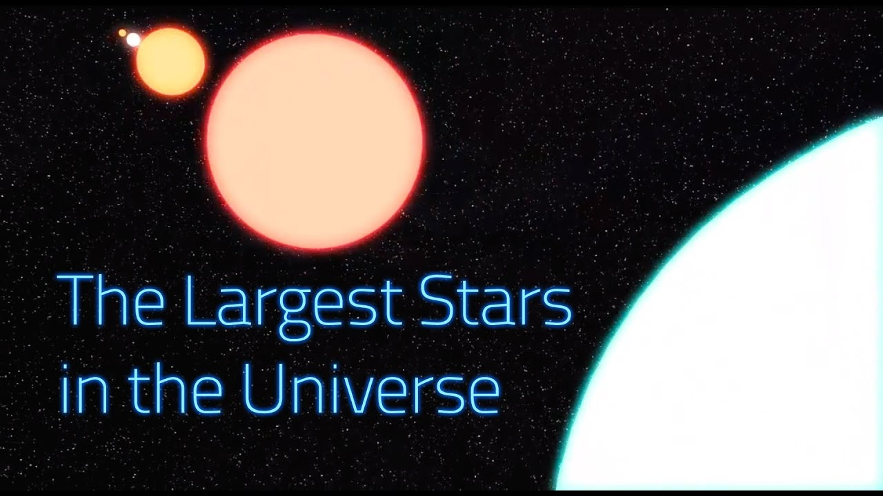 biggest star in the universe - photo #34