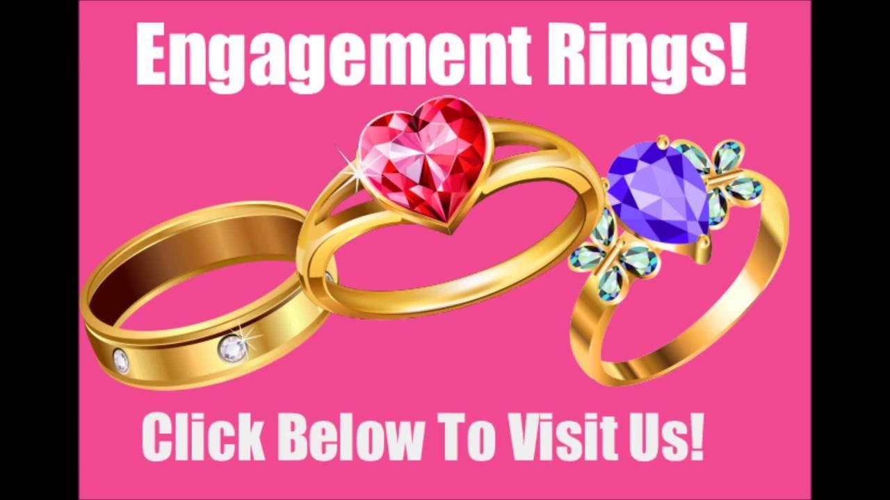 Beautiful Engagement Jewelry San Diego~*~ - YouTube