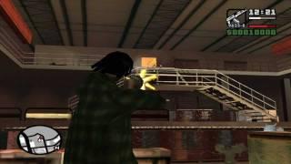 GTA san andreas - DYOM mission # 14 - Ballas Business ( HD )