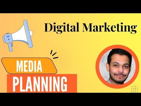 How to Create a Digital Marketing Media Plan