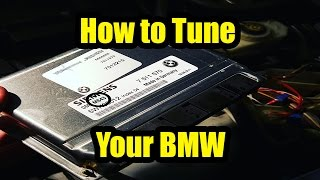 How to: Tune Your BMW (w/ MS43)