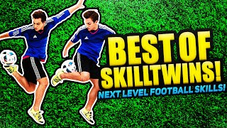 BEST OF SKILLTWINS (Futsal/Freestyle/Panna/Trickshot/Tricks) ★ NEXT LEVEL FOOTBALL/SOCCER SKILLS! ★