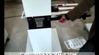 видео Купить вырубщики пластиковых карт