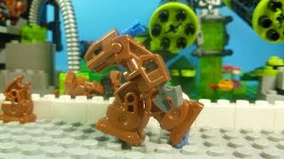 Lego Robot Attack