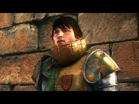 He Is Alive! Geralt Meets Aryan La Valette In Loc Muinne (Witcher 2)