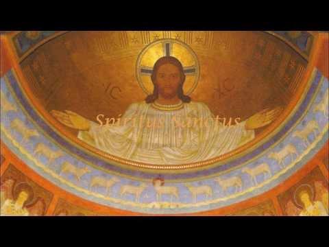 St. Hildegard von Bingen - Spiritus Sanctus