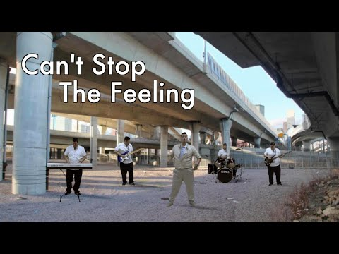 Justin Timberlake - Can't Stop The Feeling - Cover: All Instruments and Vocals by Jeremy Katz