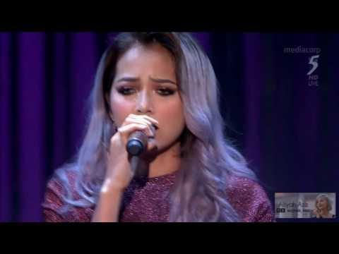Aisyah Aziz - Tears [Celebrate 2017 - Countdown With The Stars]