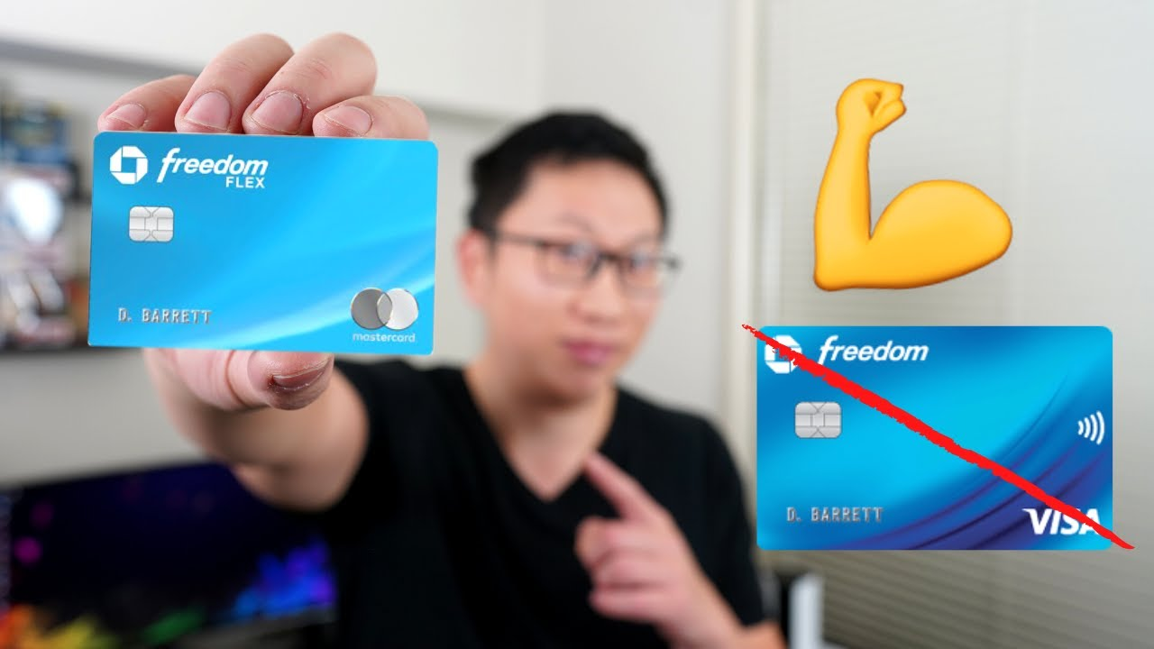 NEW Chase Freedom Flex💪: First Impressions