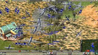 Empire Earth - Air Force (HD)