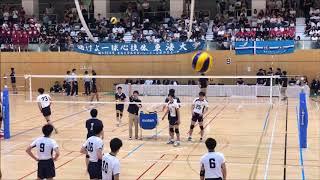 中央大学 フリースパイク公式練習 東日本インカレ2018準々決勝より