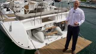 BAVARIA - CRUISER 56 - On Board with Product Manager (English)