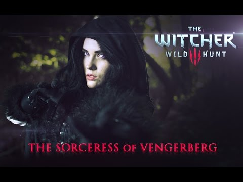 The Witcher 3 - Sorceress of Vengerberg (Starring Eve Beauregard & Jon Campling)