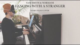 Sam Smith Normani Dancing with a Stranger Piano Cover Sheets.mp3
