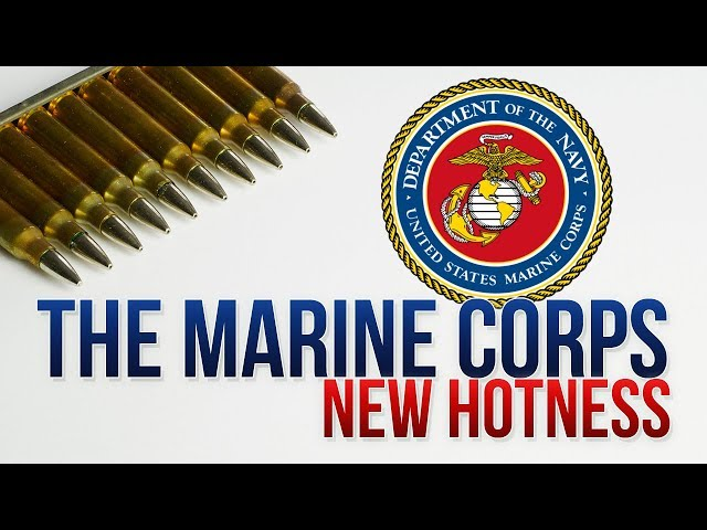 The Marine Corps' New Hotness: Mk318 Mod1