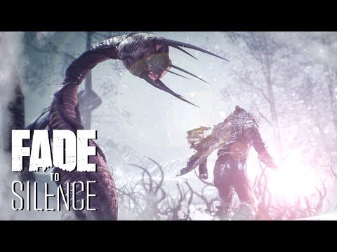 THE MOST BRUTAL HORROR SURVIVAL GAME.. this is crazy #1 - Fade To Silence Gameplay