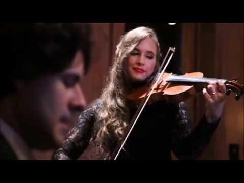 Just The Way You Are - Bruno Mars (Violin/Piano Cover) - Tiffany Shanta & Martin Gallegos