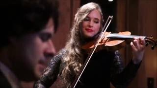 Just The Way You Are - Bruno Mars (Violin/Piano Cover) - Tiffany Shanta & Martin Gallegos