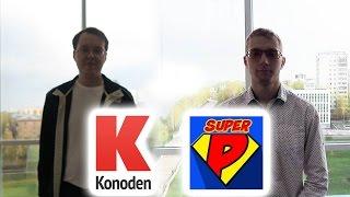 KONODEN и МАТВЕЙ СЕВЕРЯНИН про YouTube новый офис и вебинар