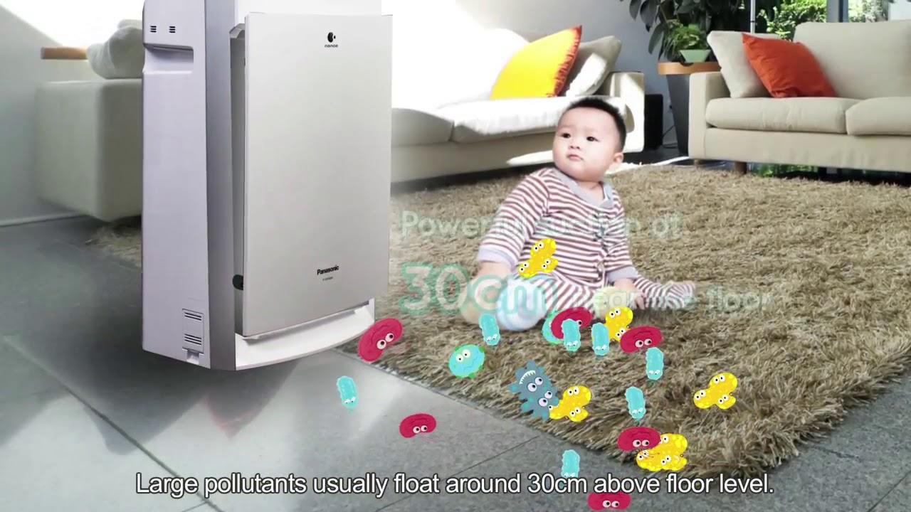 Công nghệ  lọc không khí Panasonic (Công nghệ nonoe)