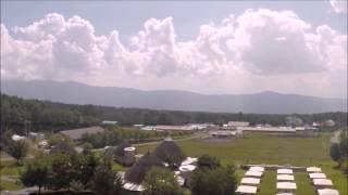 八ヶ岳中央農業実践大学(空撮 DJI Phantom2 GoPro)