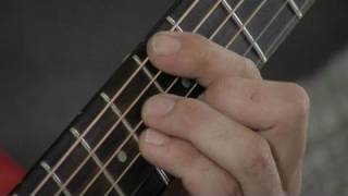 how to do a major 7 chord