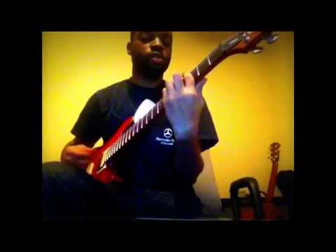 Teddy Pendergrass - Come and Go With Me (Guitar Cover)