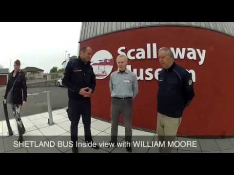 Expedition SHETLAND BUS - The Documentation - Part 1
